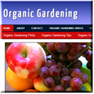 Organic Gardening Blog
