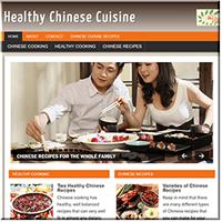 Chinese Cuisine PLR