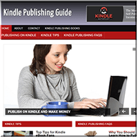 Kindle Publishing Site