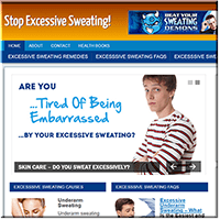 Excessive Sweating Site
