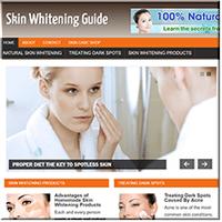Skin Whitening Site