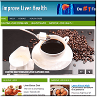 Liver Health Website
