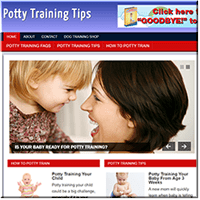 Potty Training Site
