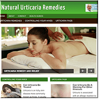 Urticaria Remedy PLR