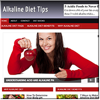 Alkaline Diet PLR Site