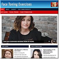 Face Fitness PLR Site