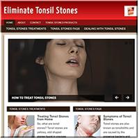 Tonsil Stones PLR Site