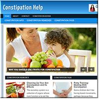 Constipation Website
