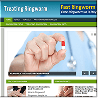 Ringworm PLR Website