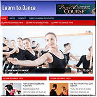 Learn to Dance PLR