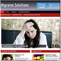 Migraine Solution PLR