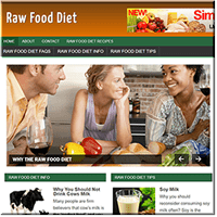 Raw Food Diet PLR
