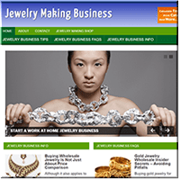 Jewelry Making PLR Site