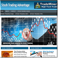 Stock Trading PLR Blog