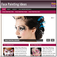 Face Painting PLR Blog