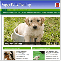 Puppy Potty Training PLR