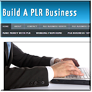 PLR Business Website