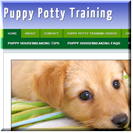 Puppy Potty Training