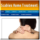 Scabies Website
