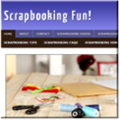Scrapbooking Website