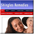 Shingles Remedy Site