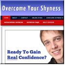 Shyness Niche Site