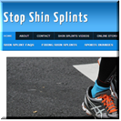 Shin Splints Site