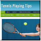 Play Tennis Site