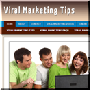 Viral Marketing Site