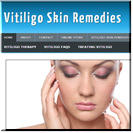 Vitiligo Website