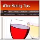 Wine Making Site