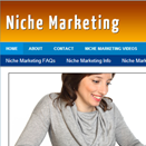 Niche Marketing Site