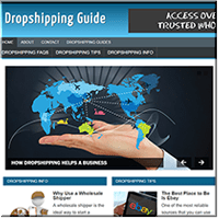 Dropshipping PLR Blog