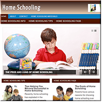 Home Schooling PLR Blog