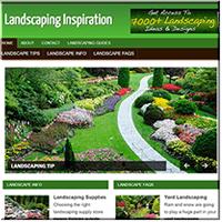 Landscape Design PLR
