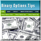 Binary Options PLR