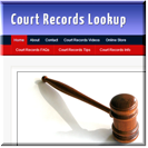 Court Records Lookup