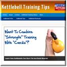 Kettlebell PLR Site