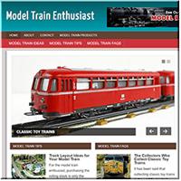 Model Train PLR