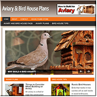 Bird House Plans PLR