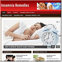 Insomnia Remedies PLR