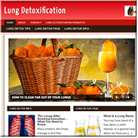 Lung Detoxification PLR