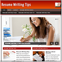Resume Writing PLR