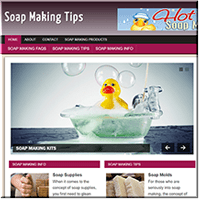 Soap Making Tips PLR