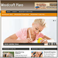 Woodcraft Plans PLR