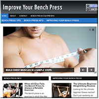 Improve Bench Press PLR