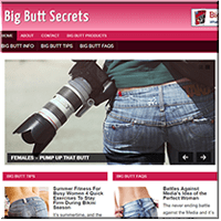 Big Butt Secrets PLR