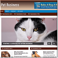 Pet Business PLR Blog