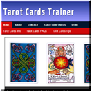Tarot Cards Trainer