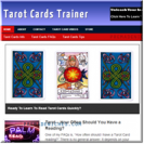 tarrot cards site